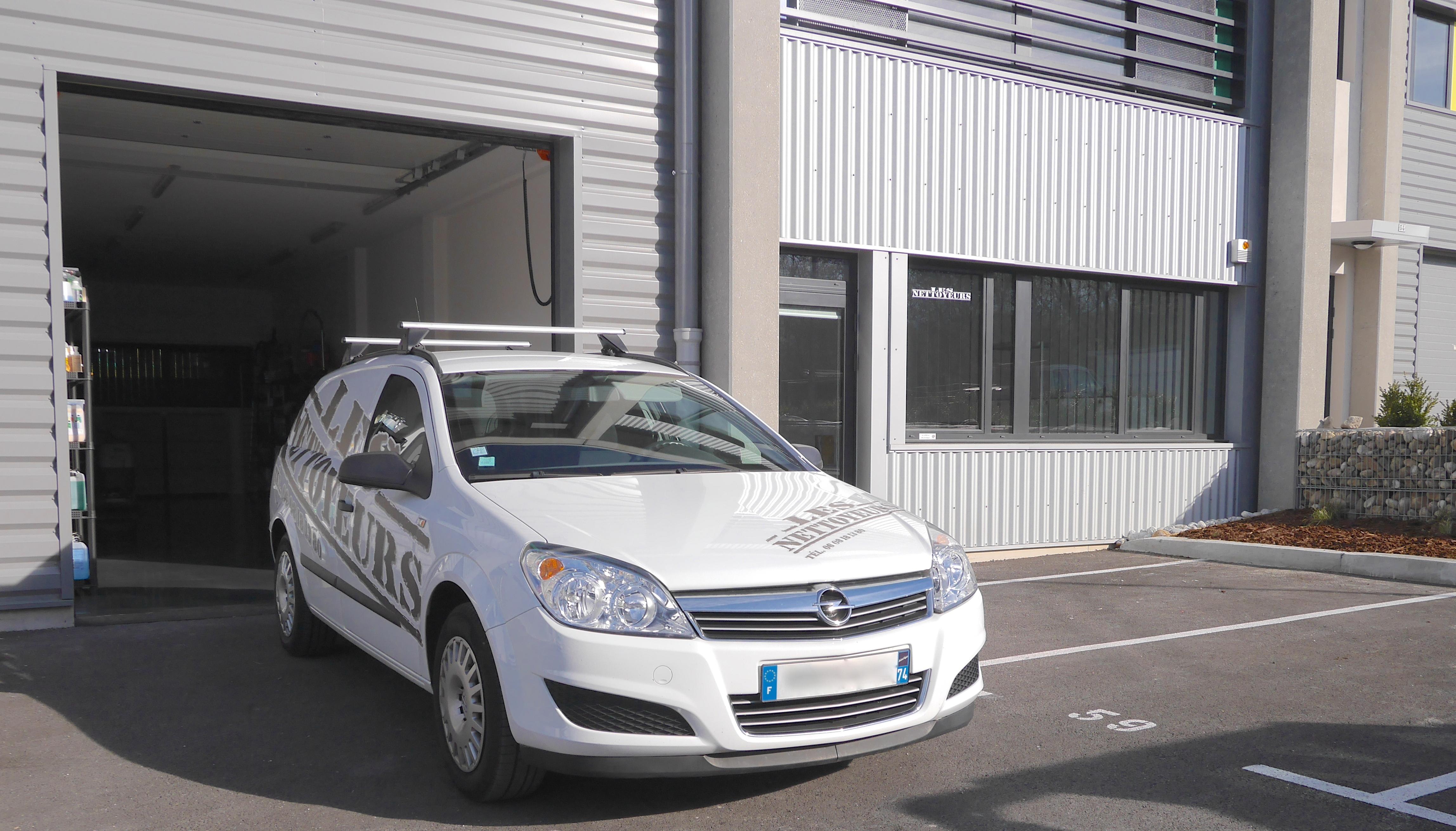 Entreprise de Nettoyage Annecy - Opel